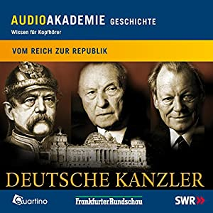 Deutsche Kanzler Hörbuch