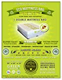 2 Double Size Mattress Bag. Fits All Pillow Tops and Box Springs. Ideal for Moving, Storage and Protecting Your Mattress. Heavy Duty Professional Grade. Easy to Slip on and Seal. Sleep with Peace of Mind and Don't Let the Bed Bugs Bite. Protect Your Inves