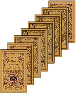 Rays Arithmetic Series (8 Volume Set) (0880620501) | Amazon price tracker / tracking, Amazon price history charts, Amazon price watches, Amazon price drop alerts