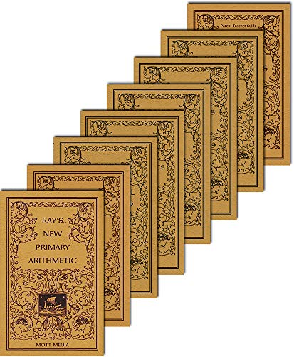 Rays Arithmetic Series (8 Volume ()