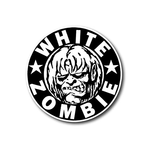 American Heavy Metal Band Decal for Car Window, Bumper, Laptop, Skateboard, Wall, ETC. (5