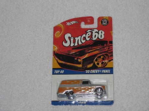 55 chevy panel hot wheel - 9