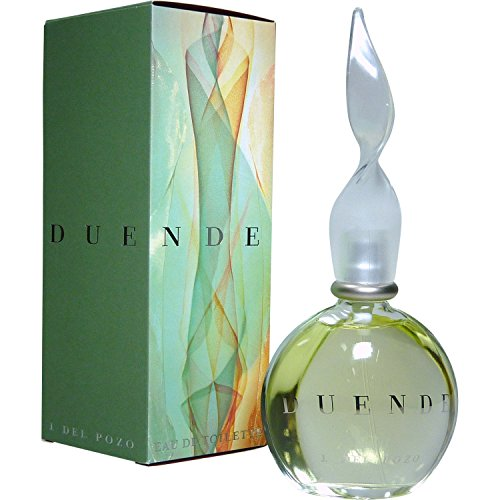 Duende Mandarin Eau De Toilette (Duende By Jesus Del Pozo For Women. Eau De Toilette Spray 3.4 Ounces)
