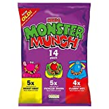 Walkers Monster Munch Variety 22g x - 12 per pack