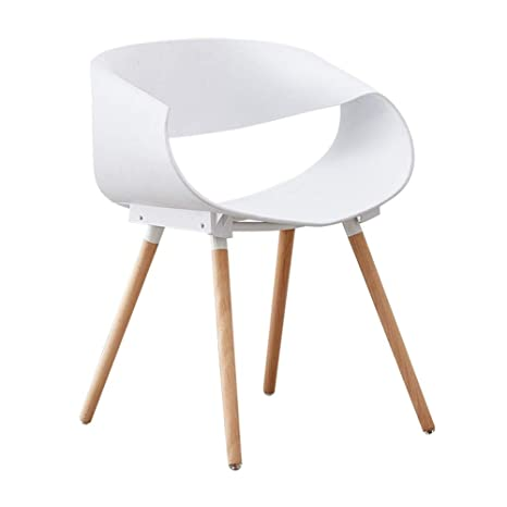 Remarkable Amazon Com Ailj Modern Minimalist Casual Blue Reception Pdpeps Interior Chair Design Pdpepsorg