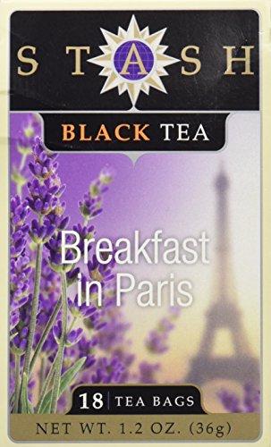 UPC 077652083132, Stash Tea Breakfast In Paris (18 Bags )