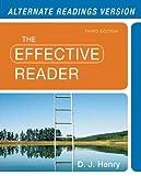 Effective Reader, the, Alternate Edition, Henry, D. J., 0321880722
