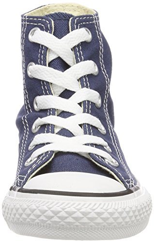 Converse CTAS Kids' Unisex Navy Fitness Navy White Hi Shoes Youth rqrTWxwAEH