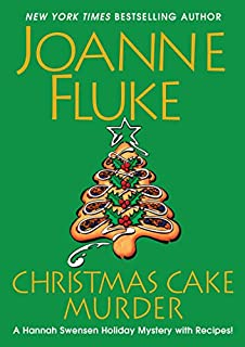 Book Cover: Christmas Cake Murder