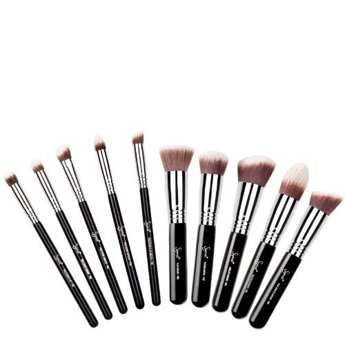 Sigma New Synthetic Essential Kit 10 Brushes by Sigma