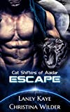 #6: CAT SHIFTERS OF AAIDAR: ESCAPE: (A Sci-fi Alien Romance, Book 1)