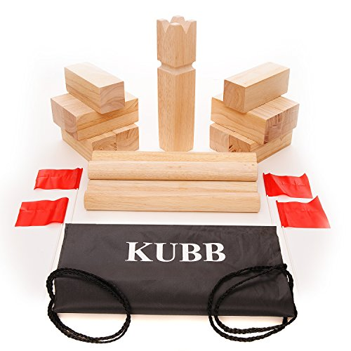 Kubb Viking Lawn Game Travel product image
