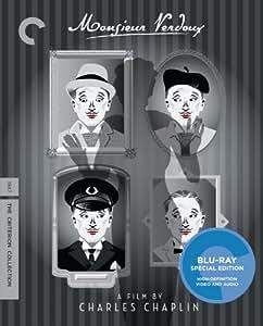 MONSIEUR VERDOUX [Blu-ray]