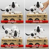 Matney Dog Piggy Bank, Robotic Coin Toy Money Box, Coin Bank Collection, For Any Child, Collect Them All For Complete Fun  (Buddy)