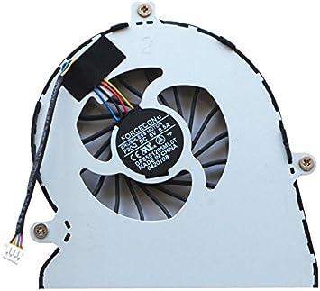 New Original For Lenovo G485 G485A G485G N585 G585 AMD Cpu Cooling Fan