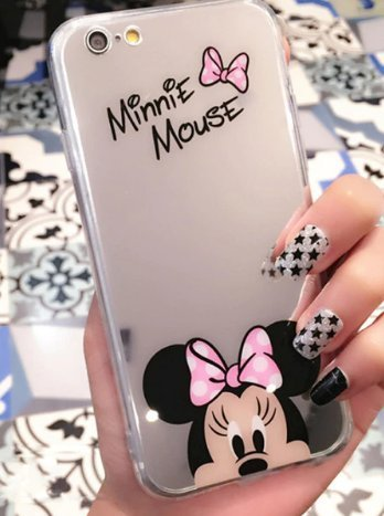 coque iphone 6 disney rose