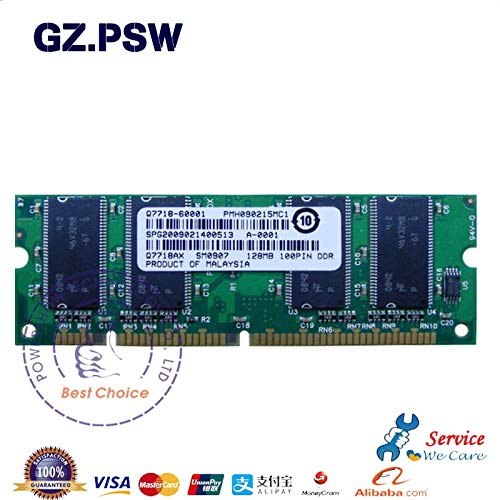 Printer Parts Original New Printer Memory 64MB 128MB 256MB for HP2410 HP2420 HP2430 HP4250 HP5200 HP9050 HP9040 HP4350 M9040MFP M9050MFP Serie - (Color: 256MB Memory) by Yoton (Image #1)