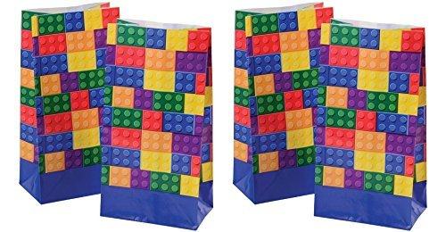 Set 24 Color Brick Party