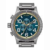 Men's Nixon 51-30 Chrono Blue Dial Watch A0832789