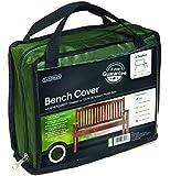 Gardman 3 Seater Garden Bench Cover 1.5 Meter Green