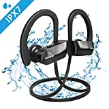 Mpow D7 Bluetooth Headphones Sport, 10H Playtime & IPX7 Waterproof Wireless Headphones Bluetooth