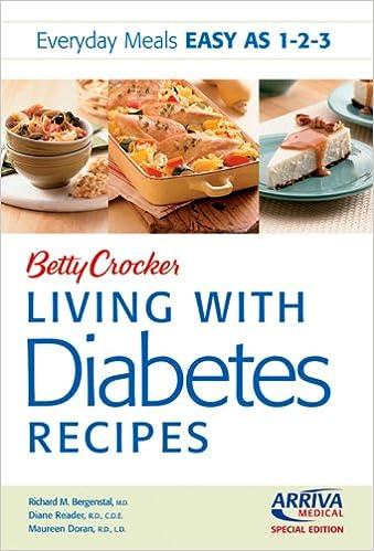 Arriva Custom Betty Crocker Living With Diabetes Recipes