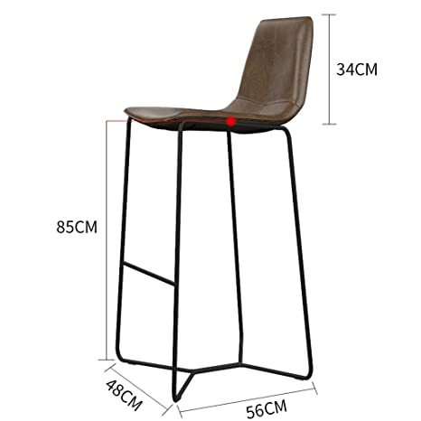Brilliant Amazon Com Kitzen Retro Kitchen Stools With Metal Legs High Creativecarmelina Interior Chair Design Creativecarmelinacom
