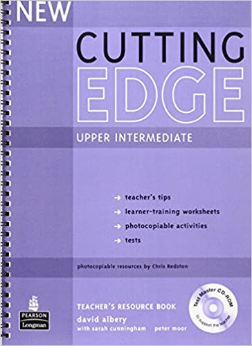 New Cutting Edge Upper Intermediate Teachers Book and Test Master ...