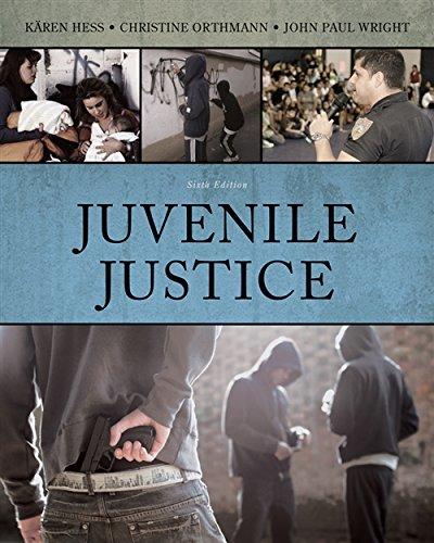 Books : Juvenile Justice