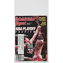 MAY 1987 BASKETBALL DIGEST NBA PLAYOFF PREVIEW MCHALE/WILLIS 1987 HALL OF FAME