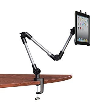 Superb Ipad Arm Mount Universal Tablet Mount Holder Adjustable Fixed Arm Mount Heavy Duty Strong Clamp Mount Fits Apple Pad Mini Pro 9 7 Tablets From Interior Design Ideas Oteneahmetsinanyavuzinfo