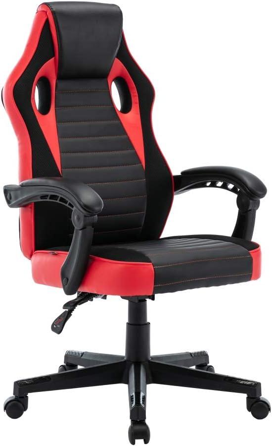 Chaise de bureau pivotante de style