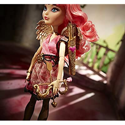 Ever After High C.A. Cupid Doll: Toys & Games