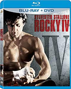 Rocky IV (Two-Disc Blu-ray/DVD Combo)