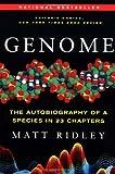 Genome, Matt Ridley, 0060932902