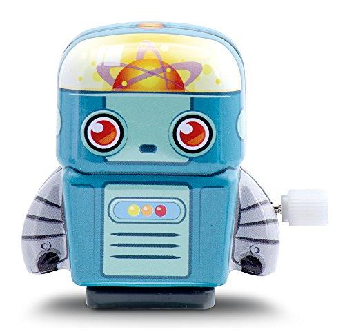 Schylling Mini Tin Robots, 1 EA (Schylling Robot)