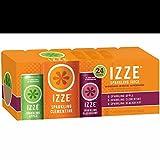 Izze Sparkling Juice, 24 pk./8.4 oz. (pack of 6)