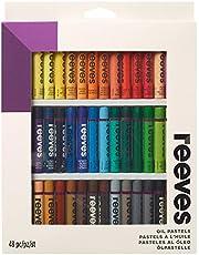 Reeves Oil Pastels, meerkleurig