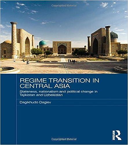regime transition in central asia dagiev dagikhudo