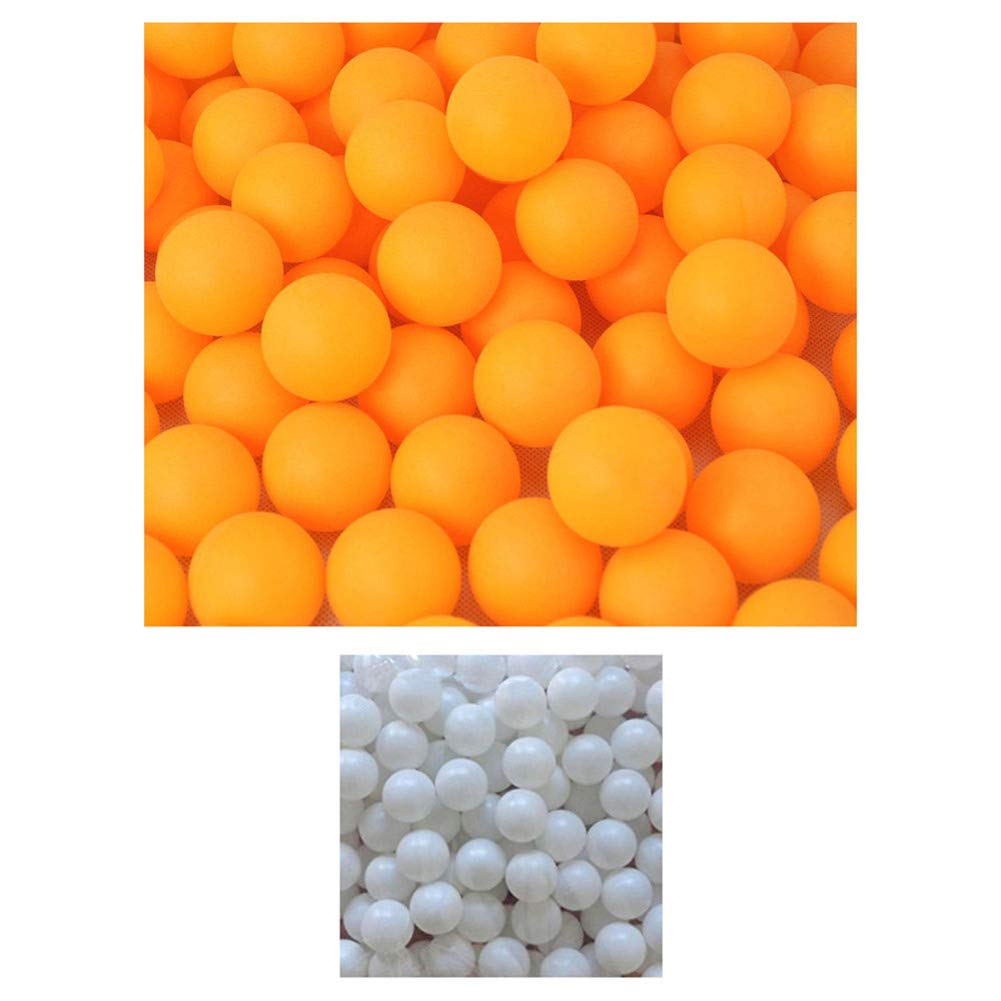 40mm//1.6inch Pack of 150Pcs Balls Practice Ping Pong Balls Table Tennis Ball Set Novelty Gag Toys for Baby Children Toddlers Boys /& Girls Anniston Kids Toys White