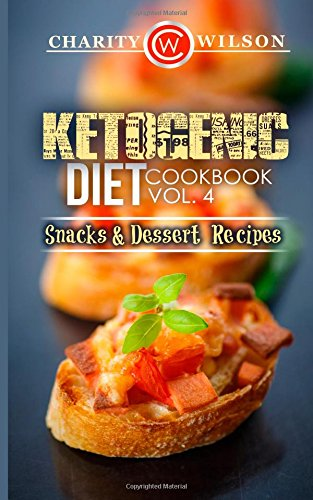 Ketogenic Diet Cookbook Dessert Recipes