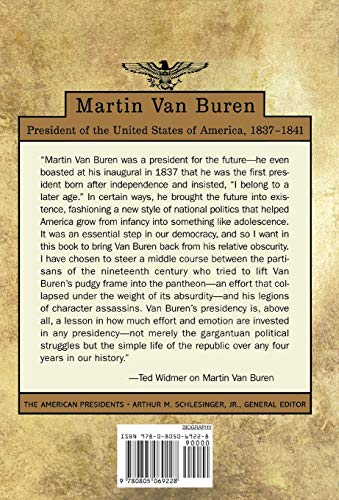 Buy martin van buren and the american political system