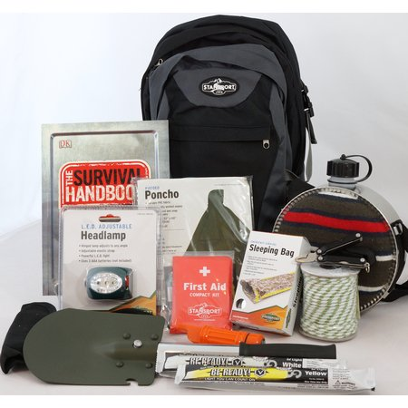 LearningLAB Survival Explorer Backpack Kit