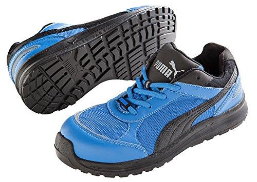 PUMA[プーマ]安全靴【Sprint Blue Low】(プーマセーフティスニーカー タイプ)《012-No.64.330.0》 B077Y3RVGP 28.0 cm