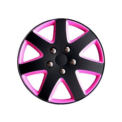 Amazon.com: Style Auto AutoStyle KT962-BK/PNK - Juego de ...