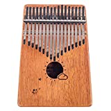Kalimba 17 Keys Thumb Finger Piano - Mbira