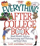 The Everything after College Book, Leah Furman and Elina Furman, 1558508473