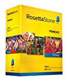 Learn French: Rosetta Stone French - Level 1-2 Set