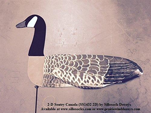 Sillosocks 3D Sentry Canada Goose Windsock Decoys (SS1432...