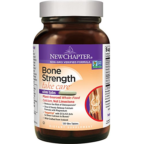 New Chapter Calcium Supplement with...